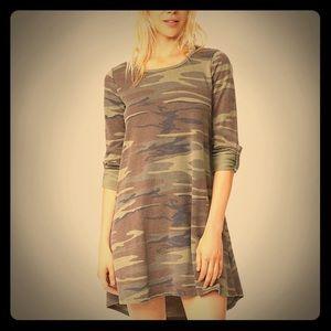 Z Supply Camo Symphony dress
